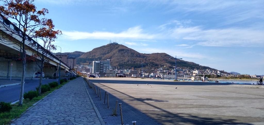 函館街並み