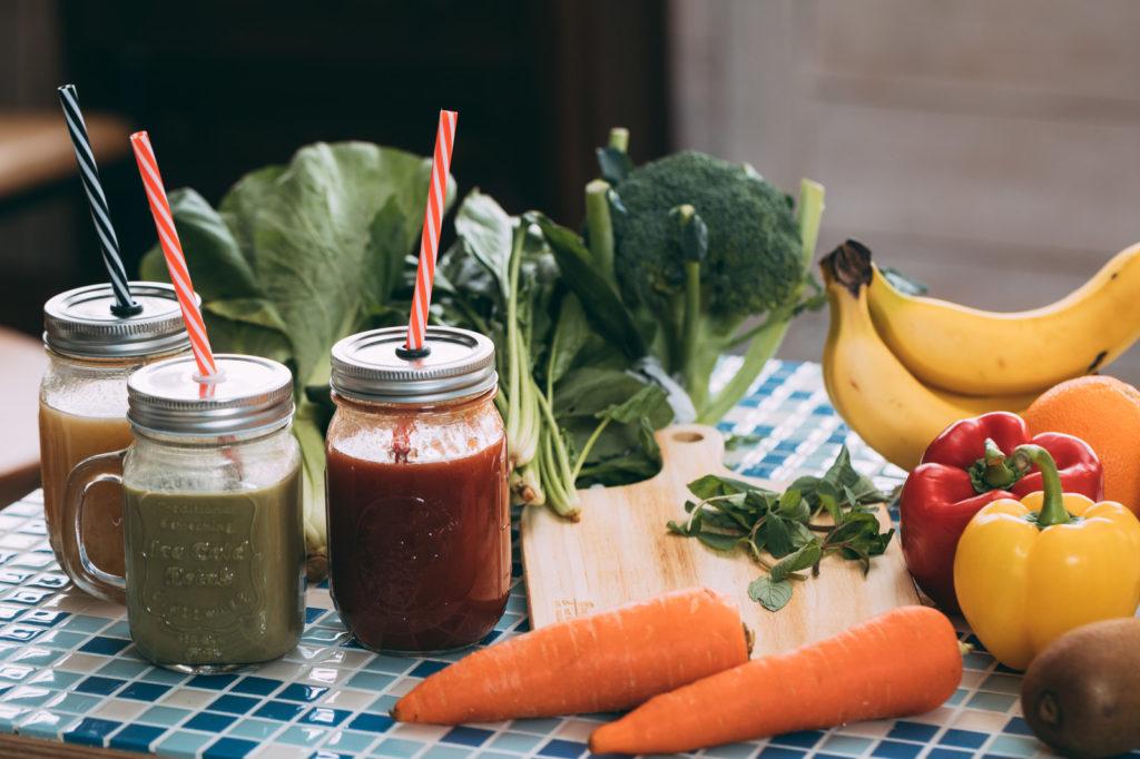 野菜の数々